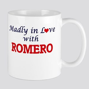 Madly in love with Romero Mugs
