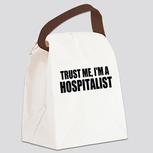 Trust Me, I'm A Hospitalist Canvas Lunch Bag