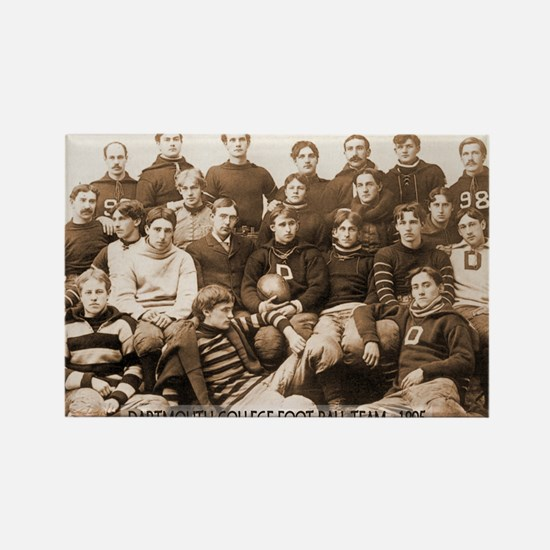 Dartmouth Football Team 0f 1895 Magnets