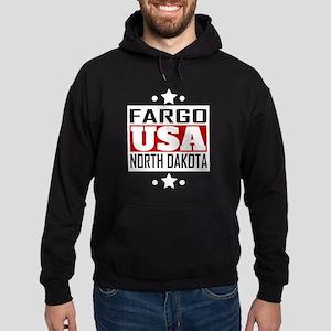 Fargo North Dakota USA Hoodie