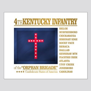 4th Kentucky Infantry Posters