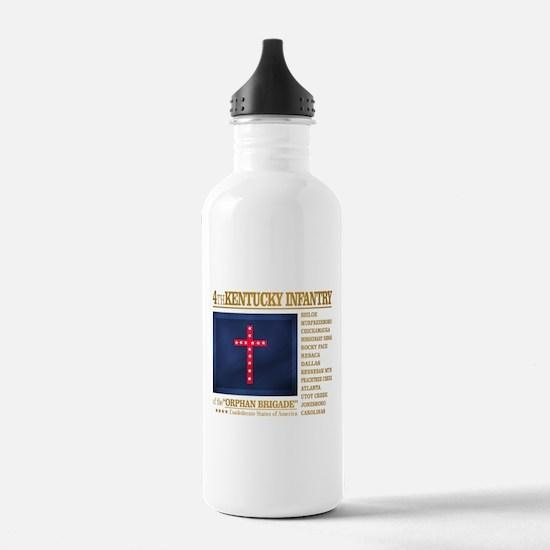4th Kentucky Infantry Water Bottle