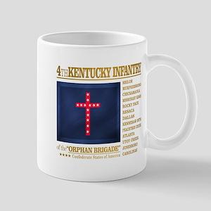 4th Kentucky Infantry Mugs