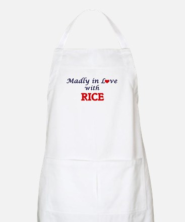 Madly in love with Rice Apron