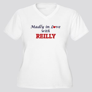 Madly in love with Reilly Plus Size T-Shirt