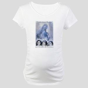 100 Years of Fatima Maternity T-Shirt