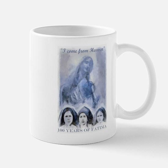 100 Years of Fatima Mugs