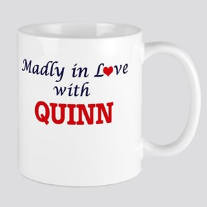Madly in love with Quinn Mugs