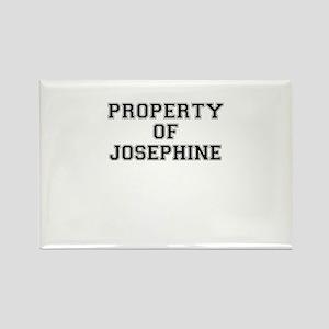 Property of JOSEPHINE Magnets