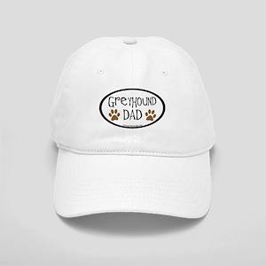 Greyhound Dad Oval Cap