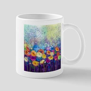 Floral Painting Mug