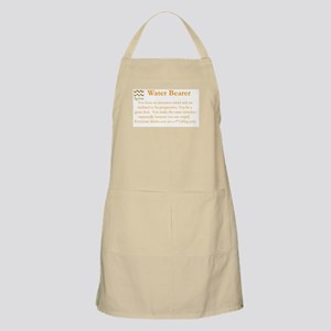 Aquarius BBQ Apron