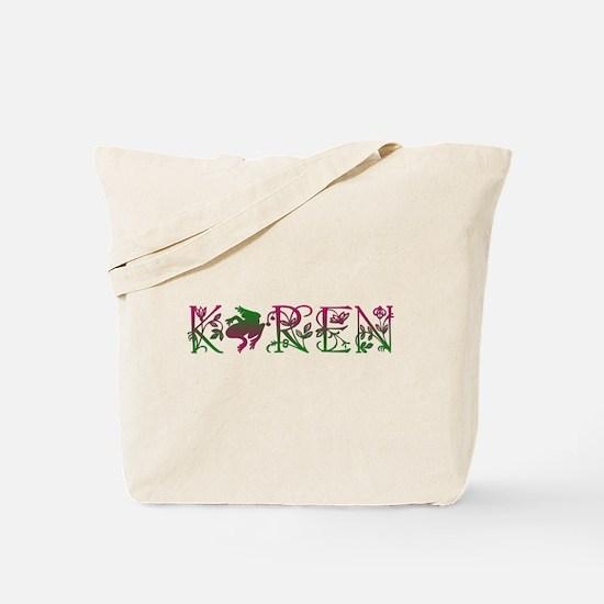 For Karen Tote Bag