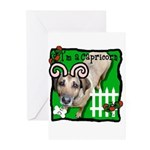 I'm a Capricorn Greeting Cards (Pk of 10)