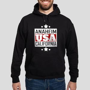 Anaheim California USA Hoodie