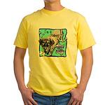 I'm a Pisces Yellow T-Shirt