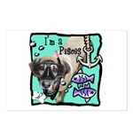 I'm a Pisces Postcards (Package of 8)