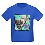 I'm a Pisces Kids Dark T-Shirt
