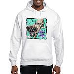 I'm a Pisces Hooded Sweatshirt