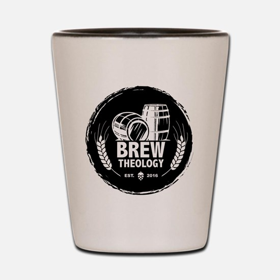 Funny Brewing beer Shot Glass