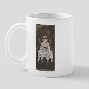Kannon Scroll Mug