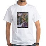 Washington Park Arboretum, Seattle White T-Shirt