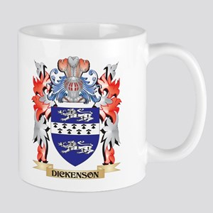 Dickenson Coat of Arms - Family Crest Mugs