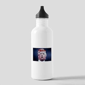 Donald Trump El Munstr Stainless Water Bottle 1.0L