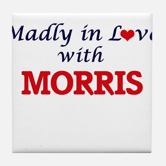 Madly in love with Morris Tile Coaster