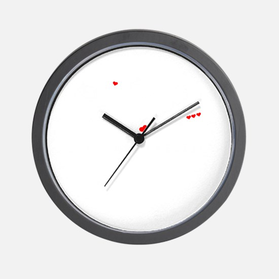 MCKENZIE thing, you wouldn't understand Wall Clock