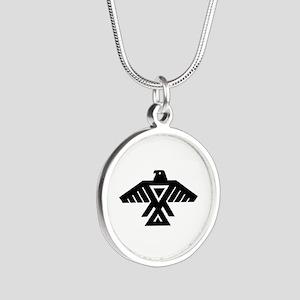 Anishinaabe Thunderbird flag Necklaces