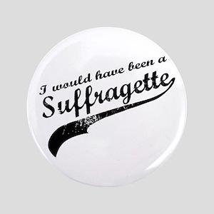 """Suffragette 3.5"""" Button"""