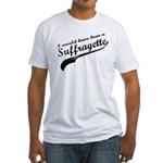 Suffragette Fitted T-Shirt