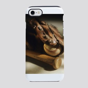 baseball glove iPhone 8/7 Tough Case