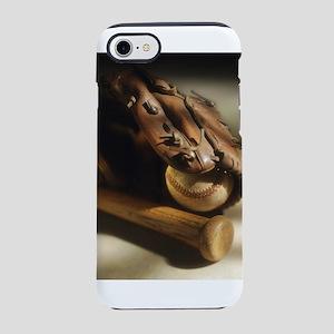 baseball glove iPhone 8/7 Tough Case