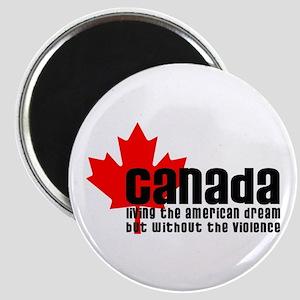 Canada & The American Dream Magnet