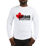 Canada & The American Dream Long Sleeve T-Shirt