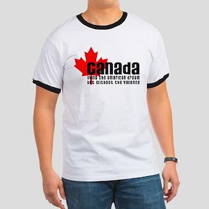 Canada & The American Dream Ringer T