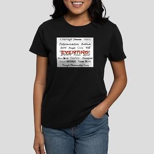 3-eventingwhite T-Shirt