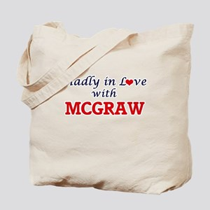 Madly in love with Mcgraw Tote Bag