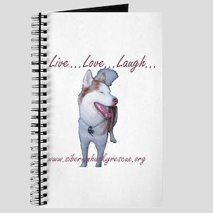 Diesel: Live Laugh Love Journal