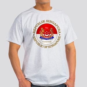 Singapore (rd) T-Shirt