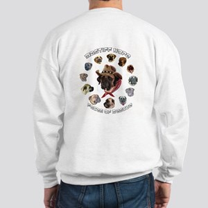 Mastiff Hope Logo  Sweatshirt