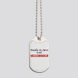 Madly in love with Mccormick Dog Tags