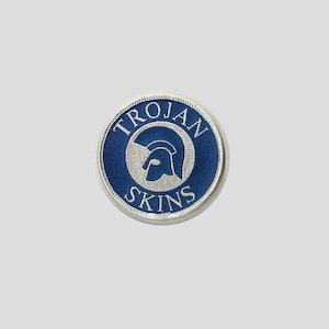 Trojan Skins Mini Badge/Button/Pin