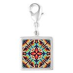 Ornate Geometric Colors Charms