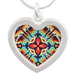 Ornate Geometric Colors Necklaces