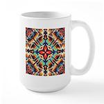 Ornate Geometric Colors Mugs