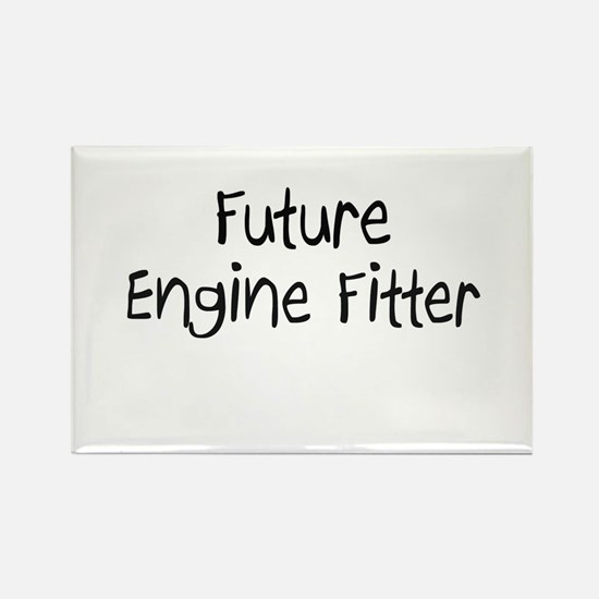 Future Engine Fitter Rectangle Magnet