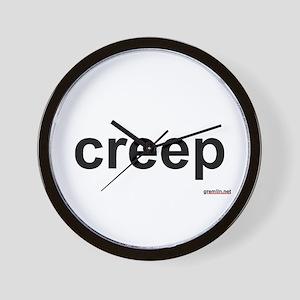 BTR: creep Wall Clock
